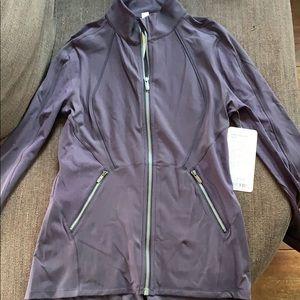 Lululemon Sleek Essentials Jacket Boysenberry